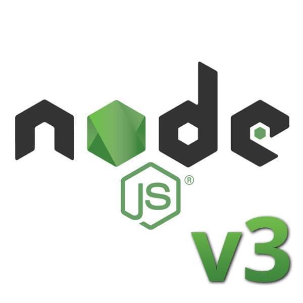 API Design in Node.js, v3